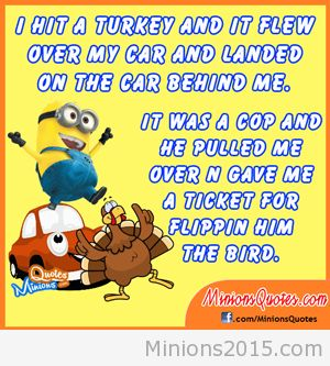 Image result for minion thanksgiving images