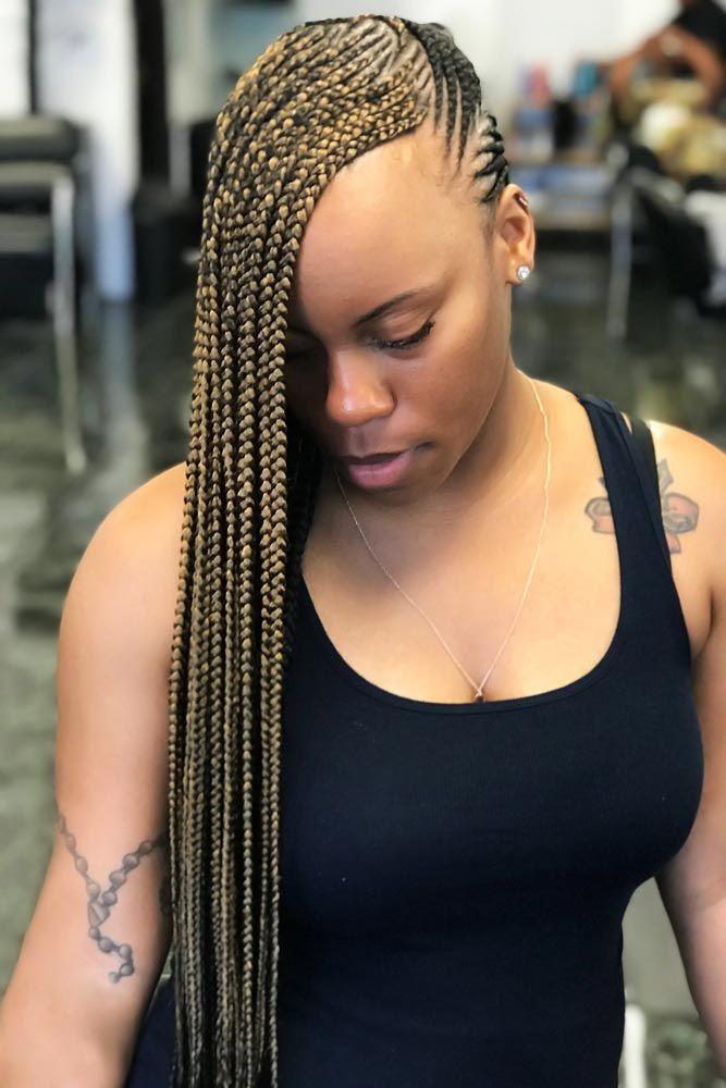 Lemonade Braids That Make Your Hair Style Even Sweeter Hair