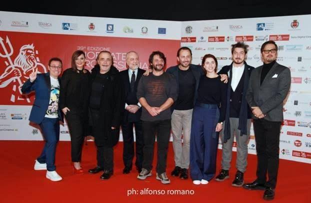 il cast ospite delle Giornate Professionali di Cinema - Sorrento 2016