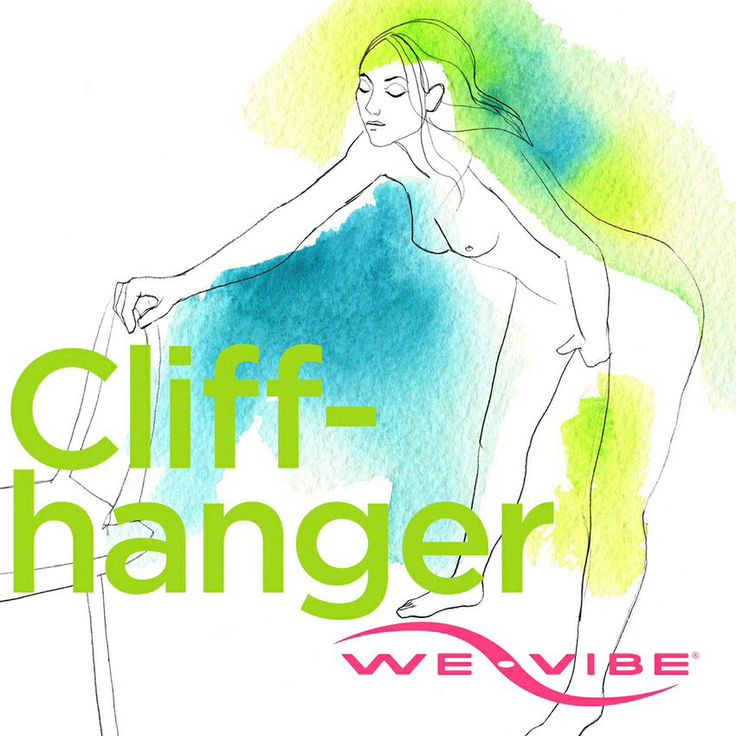 Try Cliff-Hanger with your Touch by We-Vibe