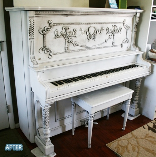 30 Best Piano Images On Pinterest: Pianos, Painted