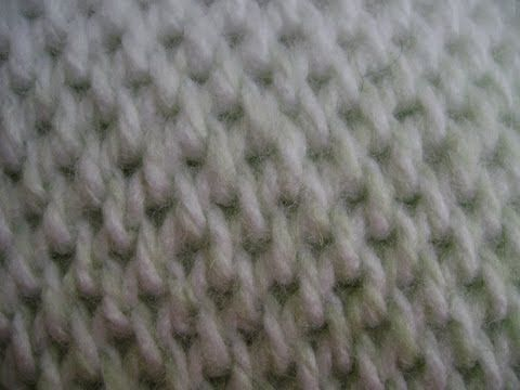 Simple & Sensational™ - Afghan or Tunisian Crochet Waffle Stitch - YouTube