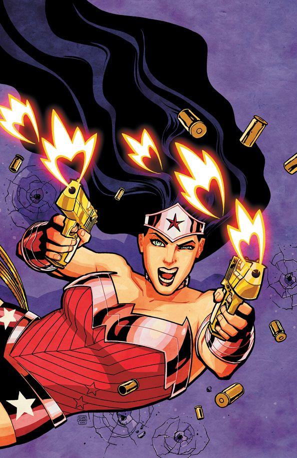 Aquila_della_notte Comics Collections: The NEW 52 Story: Wonder Woman [Parte 1]