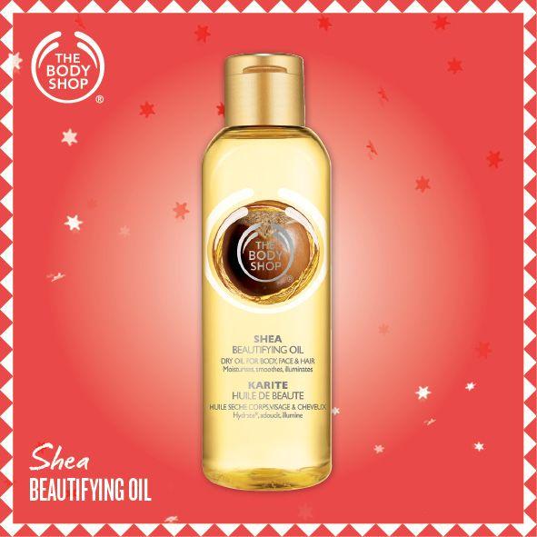 Shea Beautifying Oil
