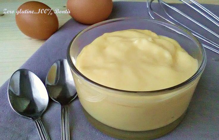 Crema al mascarpone (con uova cotte )