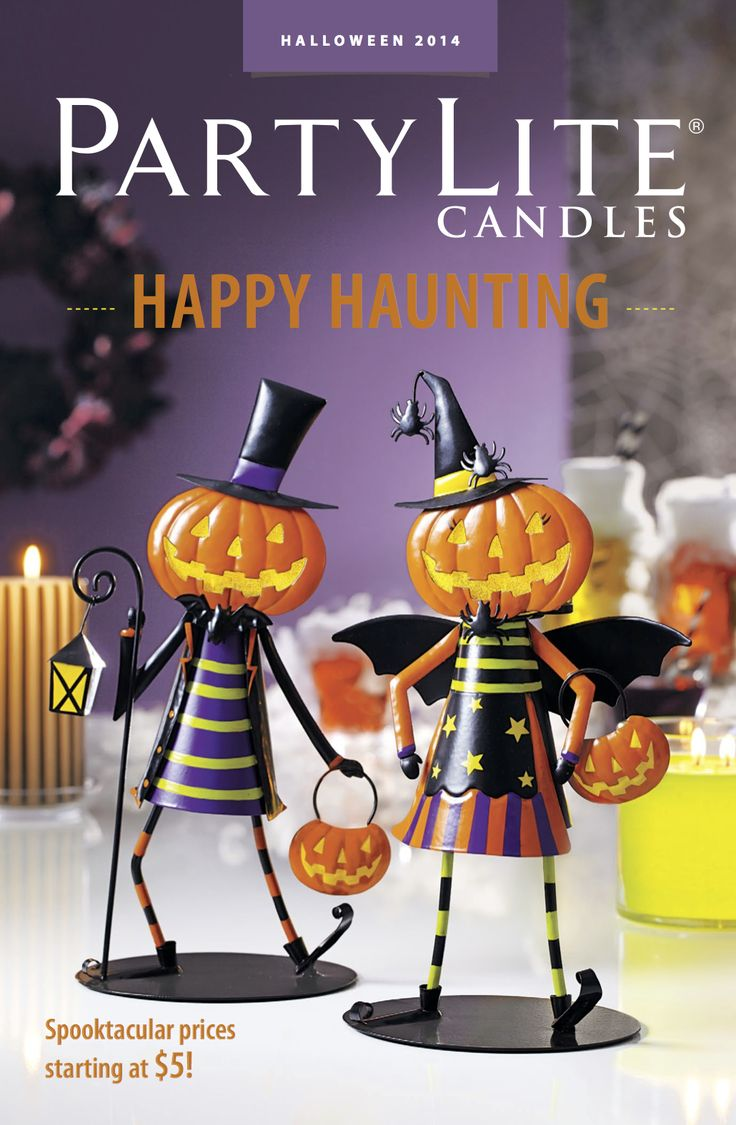 happy haunting candle lovers - Halloween Catalogs