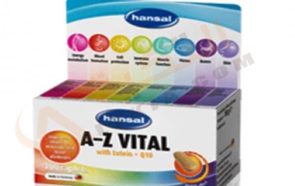 دواء أي زد فيتال A Z Vital أقراص وشراب ت عتبر مكمل غذائي حيث يمد الجسم بالفيتامينات التي تنقصه حيث أن بعض الأشخاص الذين ي عانون من نق Toothpaste Personal Care