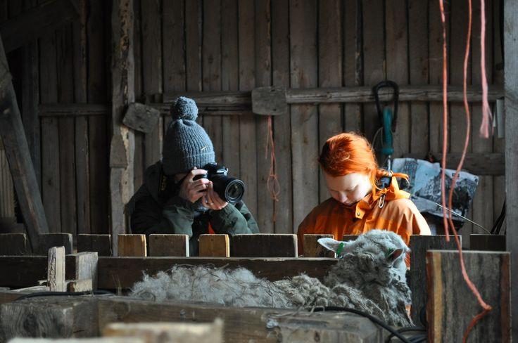 Valokuvaaja - kamera kulkee mukana kaikkialla Kuva: Olga Veselovskaya