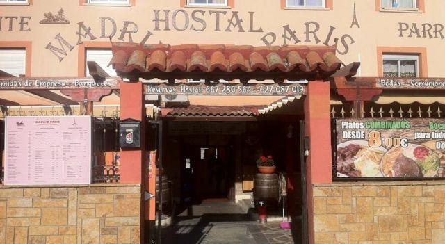 Hostal Madrid Paris - #Guesthouses - $53 - #Hotels #Spain #BuitragodelLozoya http://www.justigo.net/hotels/spain/buitrago-del-lozoya/hostal-madrid-paris_29960.html