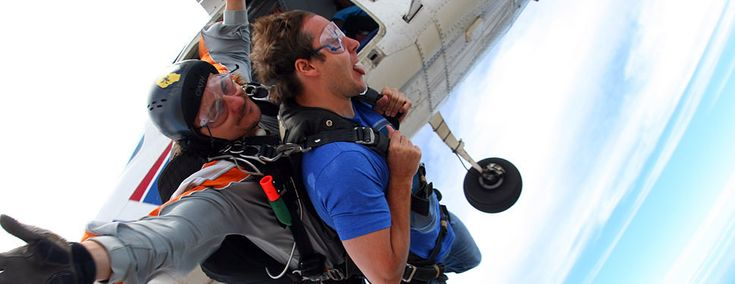 A great adventure activity is to do some skydiving in Cape Town,South Africa