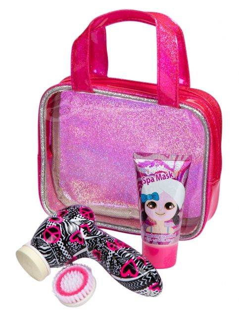 Just For Girls Toys : Spa dazzle gift set girls beauty room gifts