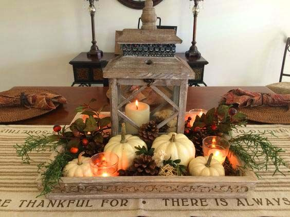 42 Spectacular DIY Fall Centerpieces You've Never Seen Before
