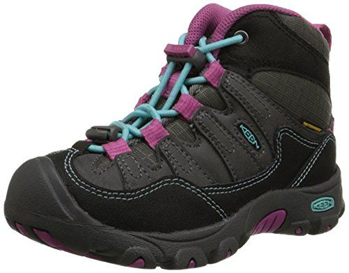 back to basics KEEN Pagosa Mid WP Shoe (Toddler/Little Kid)