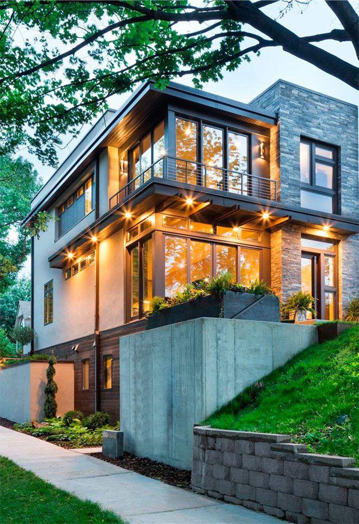 Focal Points I — Lake Calhoun Modern Organic - Fine Homebuilding