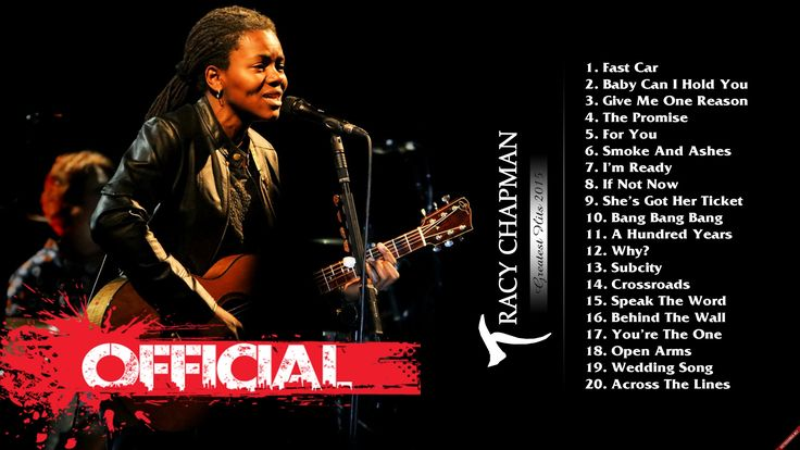 Tracy Chapman Greatest Hits - Collection 2015