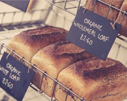 The Island Bakery has a delicious range of breads, pasties and filled rolls to take away.  They also do an amazing range of yummy cakes - snorkelling makes you hungry so a visit to the Bakery is a must!