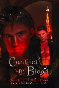Conflict in Blood (Partnership in Blood book 3)