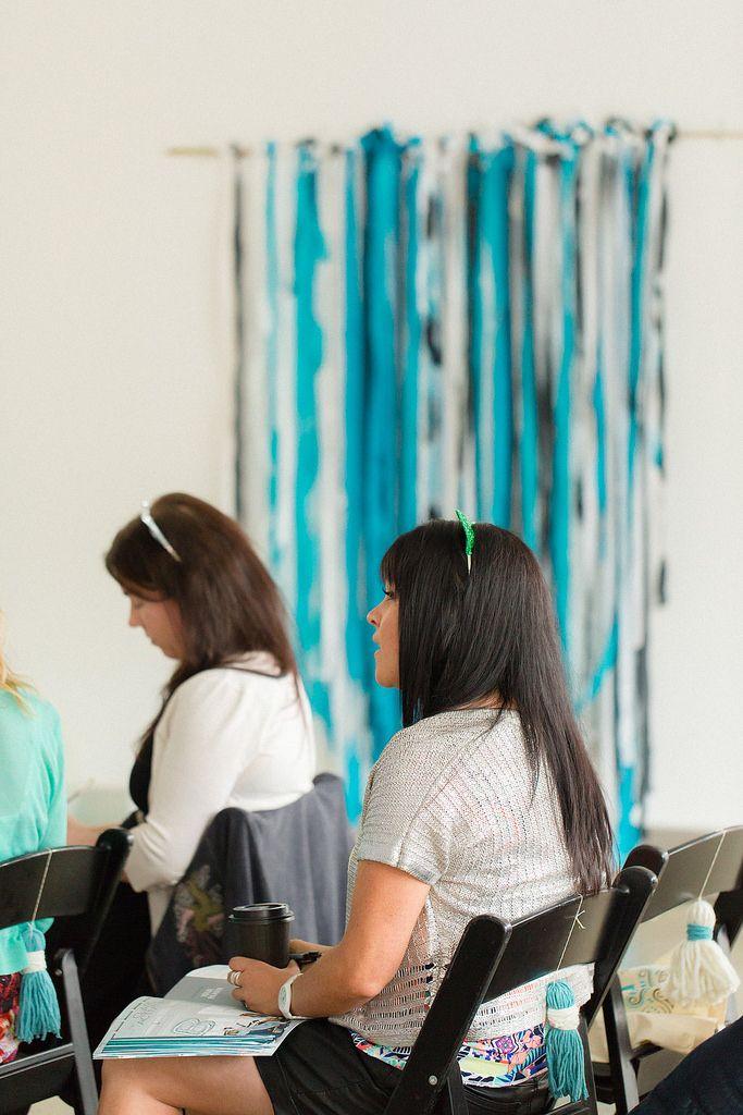 Wink styles The Blogcademy Auckland 2014 - Photo Bubblerock.