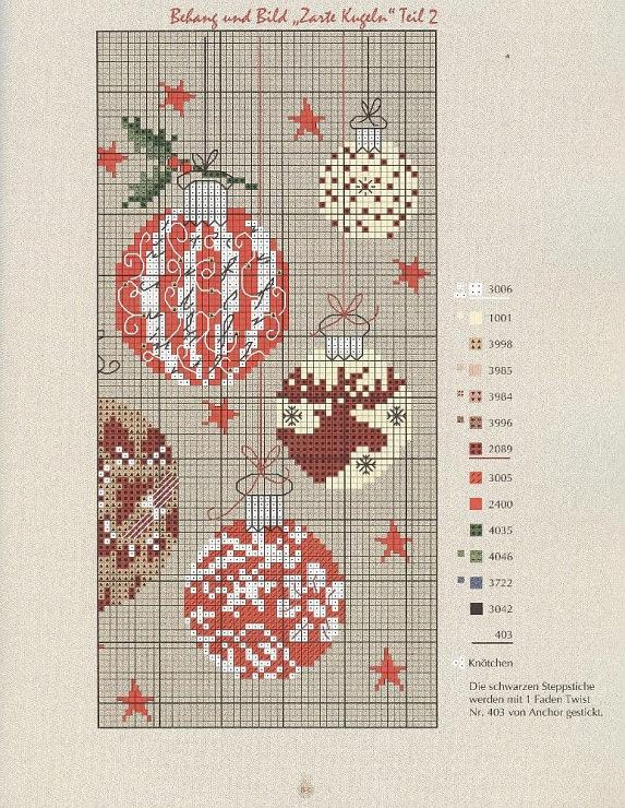 Gallery.ru / Фото #1 - Christmas Ornaments - bennie