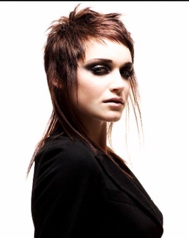 160 best pixie mullet images on Pinterest | Hair cut ...