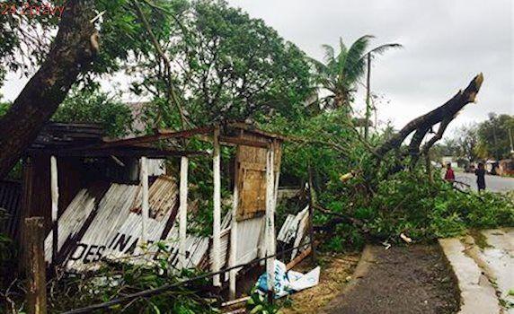 Cyklon zasáhl Madagaskar. Silná bouře zabila nejméně 38 lidí
