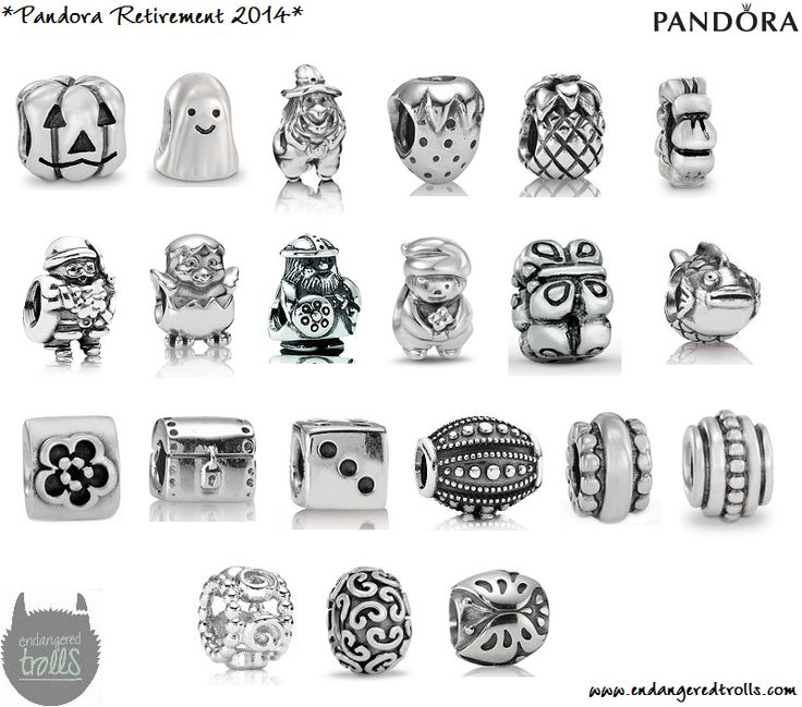 158 Best Pandora Retired Hard To Find Images On