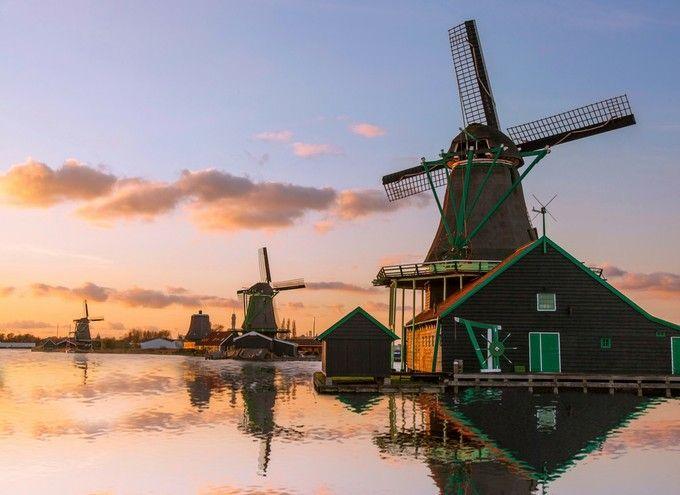 必見!オランダの世界遺産「キンデルダイク」の風車写真が想像以上に素敵 | RETRIP