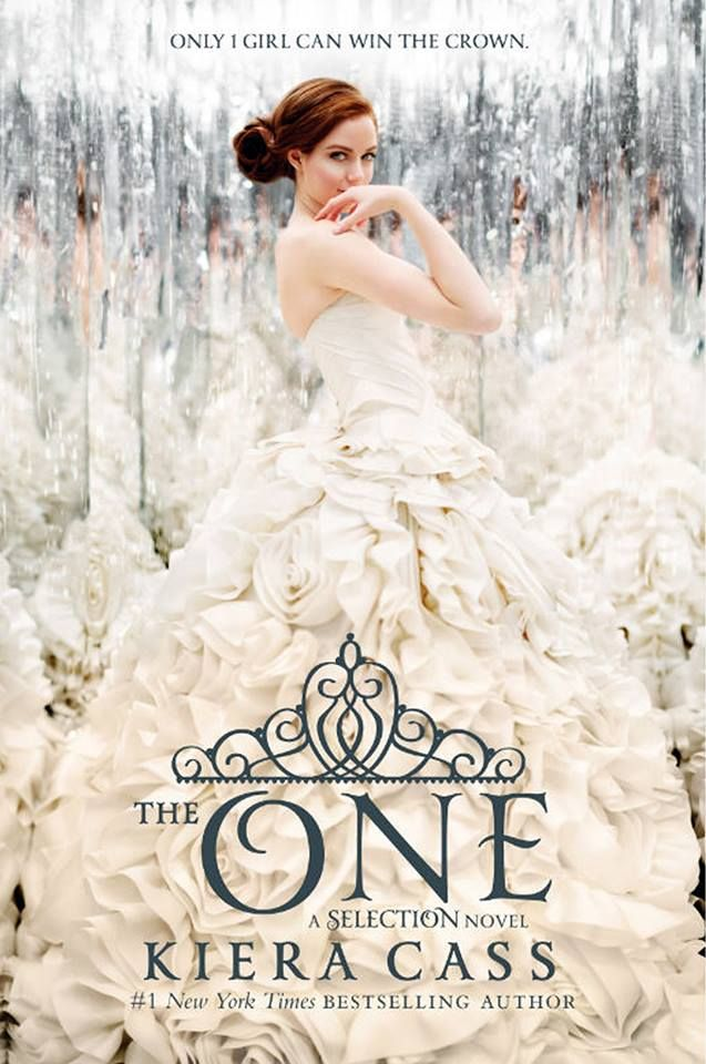 The One - Kiera Cass - The Selection Series #3 (official cover)