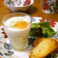 朝食に☆ポテトが美味しいエッグスラット