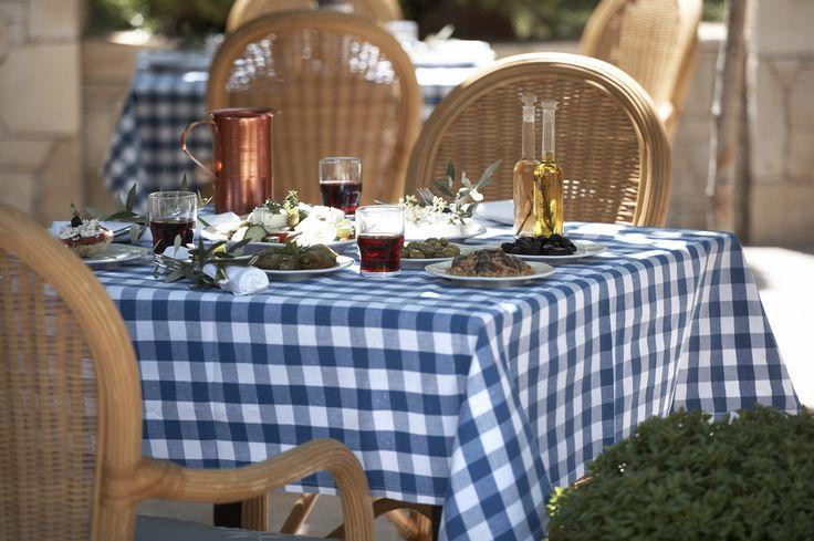 Enjoy greek traditional delicacies at Pergola restaurant