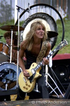 Philip Anderson Photography: Ozzy Osbourne / Blizzard Of Ozz - Day On The Green - 07/04/1981