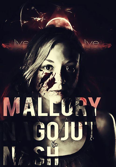 Mallory N. Nash (Emily Kinney) - VICTIM SIDE