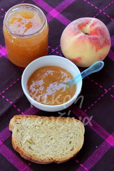 μαρμελάδα ροδάκινο-μήλο-αχλάδι- μικρή κουζίνα