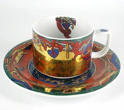 Langenthal Porzellan Kaffeetasse Untertasse Dekor Bopla Schweiz Switzerland & 40 best Bopla! Plates images on Pinterest | Porcelain Dinner ...