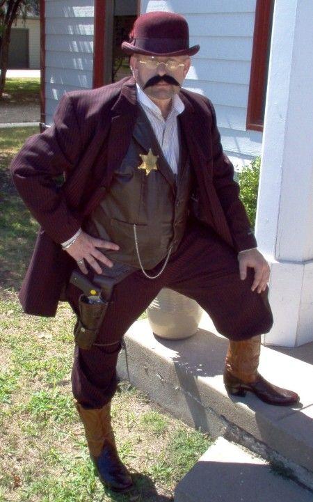 Dallas Vintage, Dallas Costumes, Halloween, Cowboy Costumes, 1800s Costumes, Wild West, Old West, Men's Costumes, Sheriff