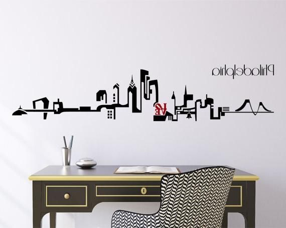38 best City Skyline Art images on Pinterest | City ...