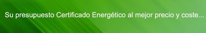 Certificación energética 25 Respuestas a dudas.