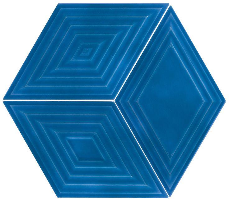 Academy Tiles - Ceramic Tiles - Diamond 175 x 300mm - 88270