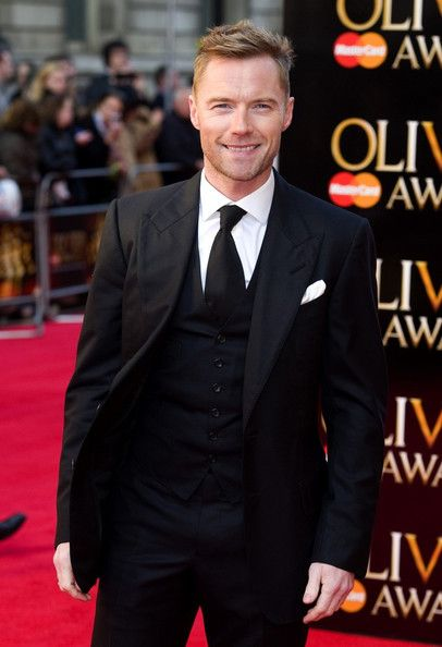 Ronan Keating Photos - The Olivier Awards 2012 - Zimbio