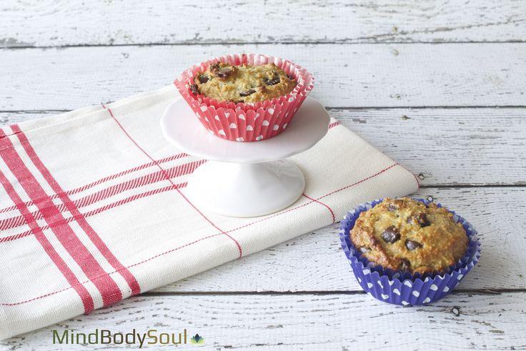 Almond Flour Muffins with Chocolate Chips:)) Gluten free, grain free!  http://www.mindbodysoulblog.com/#!almond-flour-muffins/c1lq7