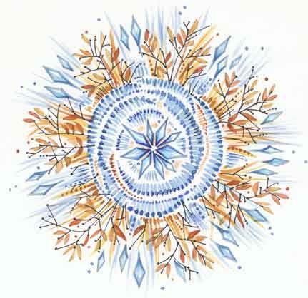 Happy Solstice Everyone! Enjoy the change of season :)