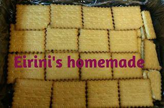 Eirini's homemade: Μπισκοτογλυκό με ζελέ και γιαούρτι