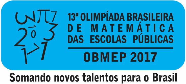 Estão abertas as inscrições para a Olimpíada Brasileira de Matemática das Escolas Públicas 2017