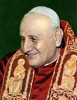 Paus Johannes XXIII (1959)