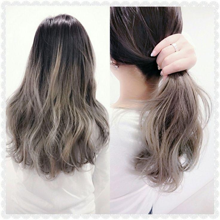 少し冒険したい君に♡そのまま美容師さんに見せられるヘアカラー17選|MERY [メリー]