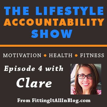 4: Clare shares her story of overcoming an eating disorder and starting a career in medicine - @Clare Brady