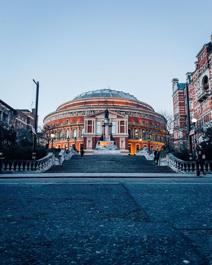 #RoyalAlbertHall || @daveburt // #thisislondon #kensington by london