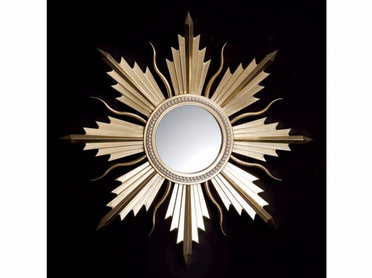 S106 Specchio Collezione Paris by Rozzoni Mobili d'Arte design Statilio Ubiali