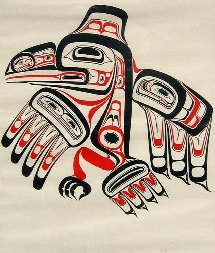 Bill Reid, Haida Nation - Bird