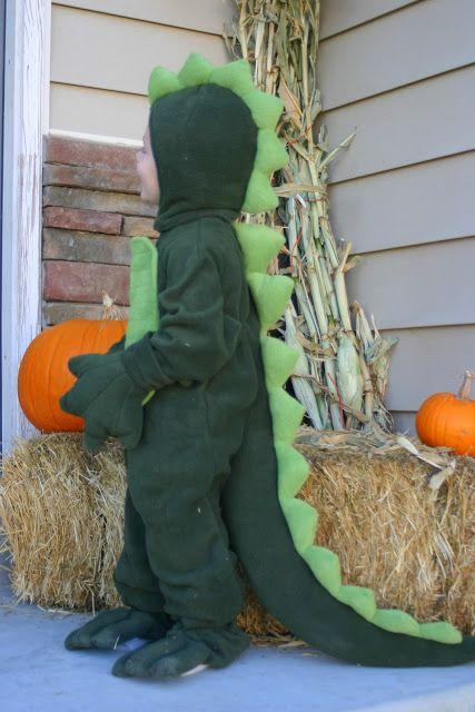 auds & ends: dinosaur costume (mccall 2335)